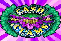 Cash Clams / Perché non provare una delle simpatiche slot a tema offerte dal casinò italiano Voglia di Vincere? Cash Clams è una divertente slot a rulli con una sola payline. Molluschi e crostacei sono protagonisti e ti potrebbero far vincere le 5.000 monete in palio. La vongola funge da jolly moltiplicatore: può raddoppiare o quadruplicare la tua vincita.