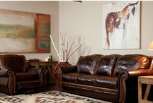 Western Furniture and Accents / Fantastic Western and Old West Looks for your Ranch styled homes