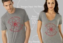 """Funny Science T-Shirts / For the science geek, we have T-Shirts that may make you shout out """"Bazinga"""" uncontrollably. Don't say we didn't warn you."""