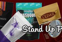 Stand Up Pouch / Stand up Pouches, Standup Pouches , Manufacturer of Standup Pouches, Standup Zipper Bags, Standup Zipper Pouches