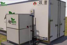 Hydroponic Fodder Solution / Hydroponic Fodder Machine & Fooder Solutions