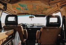 camping van dream