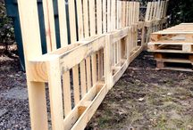 PALLET FENCE IDEAS / DIY Pallet fence Decoration Ideas How To Build A Pallet fence Wood Pallet fence Kids Garden Backyard Pallet fence For Dogs Small Horizontal Pallet fence Patio Painted Pallet fence For Goats Halloween Pallet fence Privacy Gate