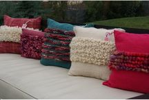 almohadones telar