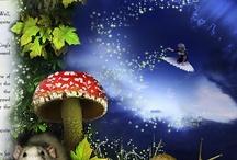 Whimsical Art / by Dawn LaBallister King