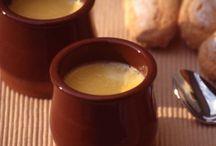 Flans - Crèmes - Mousses