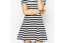 referee chic / stripes on stripes on stripes / by Andy Richards