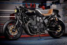 upravený motorky