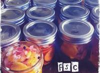 recipes // canning & preserving