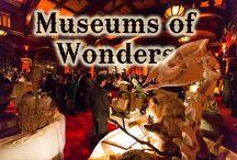 Museums of Wonders