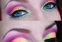 80's Make-up