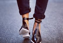 In love with shoes!