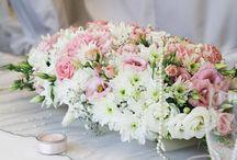 Romantic wedding in Slovakia / Flordeluxe