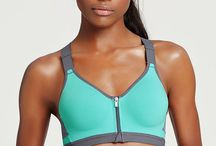 #VSSportBra / Check out the amazing sporty goodies offered up by Victoria Secret!