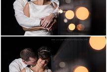 weddings: night shots.