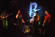 Buskers Feb 2015 / Ferus Cane playing at Buskers in Dundee on the 7th of Feb 2015.