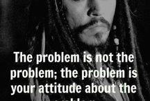 Attitude and Inspiration