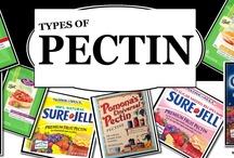 Canning 101: Types of Pectin