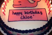 Birthday cakes (pretty ones)