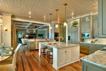 kitchen ideas / by Randee Mecham