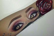 Makeup drwng