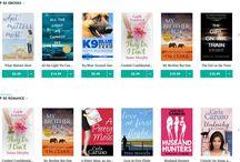 Confetti Confidential / My books and achievements