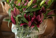 Flower Varieties {Red Flowers} / Looking for flowers inspiration, this is a small selection of red flowers available from The Flowermonger!