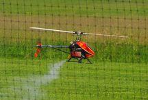 Helikoptery / Zdjęcia helikopterów z imprez modelarskich i pokazów.