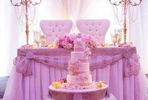Свадьба - президиум