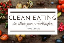 Food / Food, Tips, Recipes, Clean Eating, Health