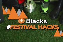 #FestivalHacks / Heading to a festival this summer? These are the festival hacks you need in your lives.