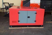 Silent type-soundproof Generator Set / Silent type diesel and gasoline Generator Set photo album
