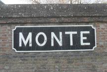 Cartel Nomenclador / Se denomina cartel nomenclador a la señal de tránsito vertical que tiene como destino informar el nombre de la arteria, sentido de circulación, el nombre de una estación ferroviaria o poblado.