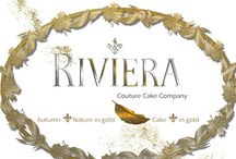 Riviera Couture for all occasions. / Riviera Couture Cake Company.  Catering for all your delectable & delicious requirements!
