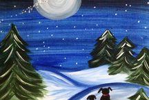 Artistic Paint Nights