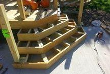 trapper og plattinger