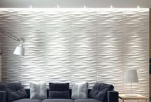 Paredes de Gesso / Confira nesse board ideias de parede de gesso, entenda mais de parede de gesso 3D e veja modelos de parede 3D gesso. Veja também lindas inspirações de paredes em gesso e saiba tudo sobre como fazer parede de gesso. Aproveite! #parededegesso #parededegesso3d #comofazerparededegesso