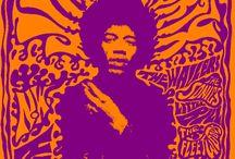 The Sixtees / Indruk van de artiesten van de 60er jaren.