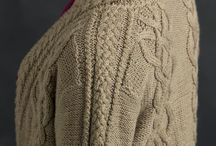 Refined Knits / Images from my new book, Refined Knits