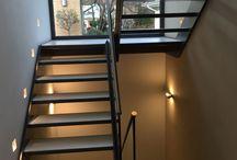 Beleuchtung Treppenhaus