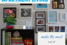 Our apartment / by Lisa Martin