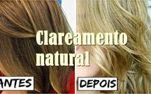 cabelos clarear