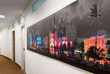 Decorate with Panoramic Photography / Decorating with panoramic photography ideas