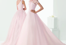 Your Favorite Blush Wedding Dresses! / Pin your favorite blush wedding dress here to share with other fashionistas, brides-to-be, and women. A blush wedding dress is a great way to wear a wedding dress with a trendy twist.