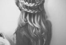 hair braids n blondes