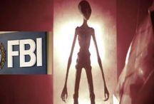 """L'FBI ,""""Razza Aliena visita la Terra fin dal 1947 e proviene da un'altra Dimensione S.Temporale"""""""