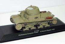 tank miniatures
