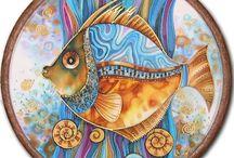 Рыбы / Красивые картинки с рыбами