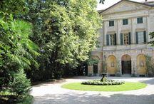 Villa Carcano / @ANZANO DEL PARCO