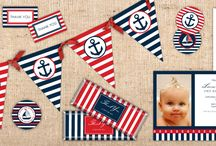 Party Printables - by Ian and Lola / DIY Customizable Party Printable Designs by Ian & Lola http://www.ianandlola.com